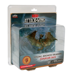 Dungeons & Dragons: Attack Wing – Bronze Dragon Expansion Pack