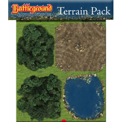Battleground Fantasy Warfare: Terrain Pack