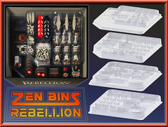 Zen Bins - Rebellion Custom Trays