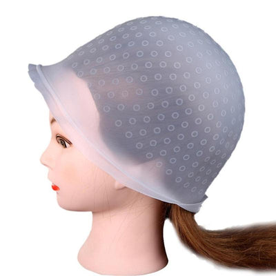Silicone Hair Colouring Highlighting Dye Cap