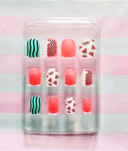 Load image into Gallery viewer, Watermelon Margarita Nails