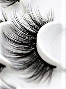 """Angie Baby"" Wispy 3D Cruelty Free Lashes"