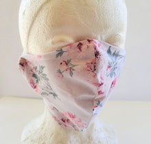 "Load image into Gallery viewer, ""Pretty In Pink"" Mask"