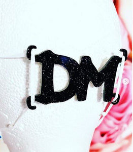 Depeche Mode Ear Saver Mask Clip