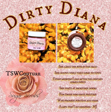 "Load image into Gallery viewer, ""Dirty Diana"" Coffee infused Sugar Scrub"