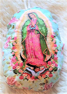 VIRGEN DE GUADALUPE Double Sided Scented Air Freshener