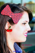 Load image into Gallery viewer, CHERRY BOMB Pin Up Earring