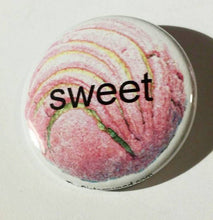 Load image into Gallery viewer, 1 PIN CONCHA SWEET Pan Dulce Conchita Sweet Bread 1.5""