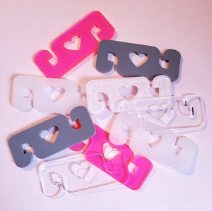 15 Mask Clips Face Mask Holder