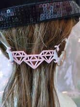 Load image into Gallery viewer, 2 Diamond Pink Ear Savers