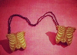Rib Cage Sweater Clips