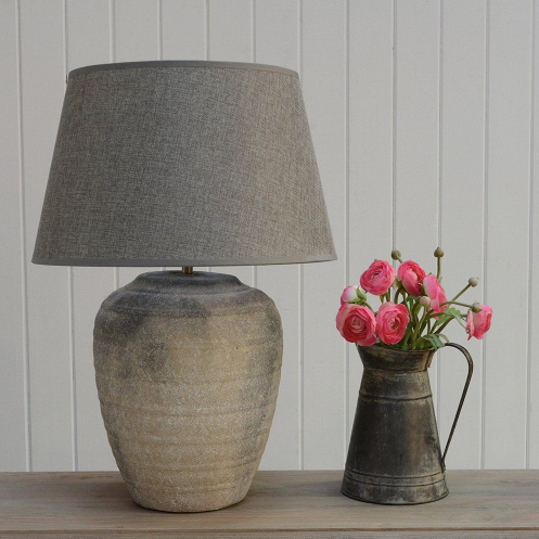 THE HORTUS LAMP AND SHADE