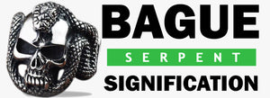 Bague Serpent Signification
