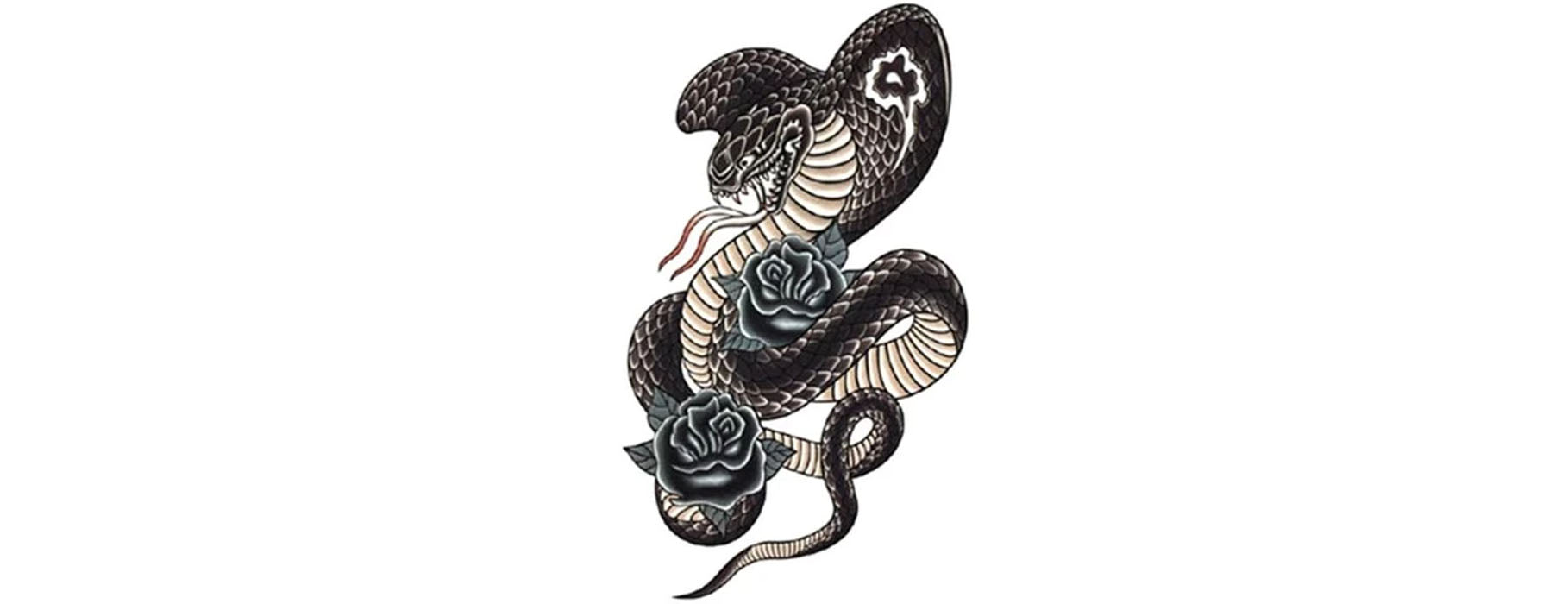 modele-tatouage-cobra