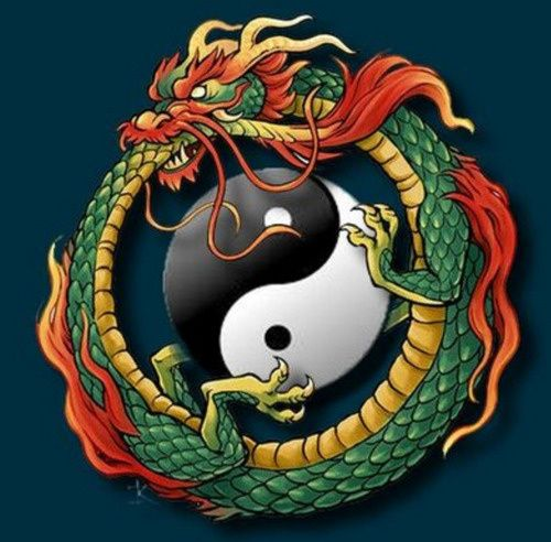 ouroboros-serpent-chinois-yin-yang