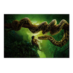 Poster Serpent l Snake Temple