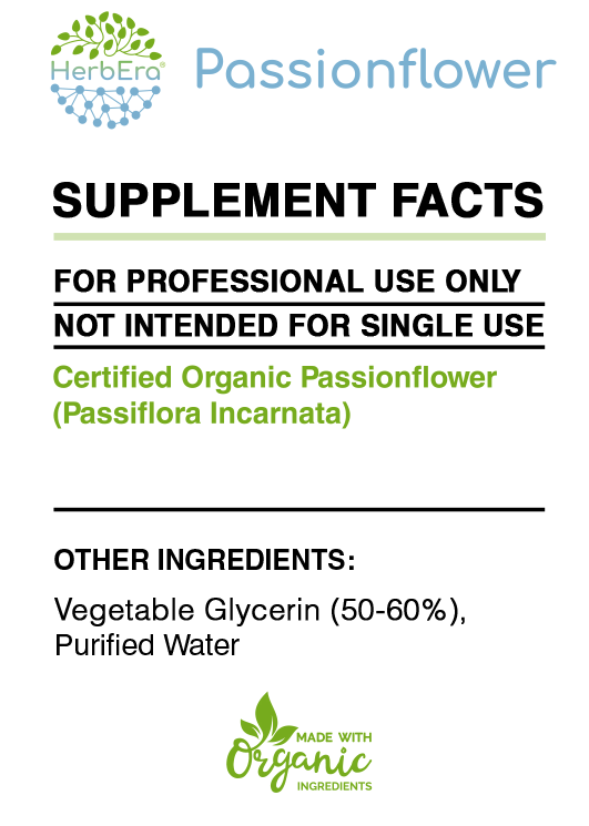 Passionflower Tincture