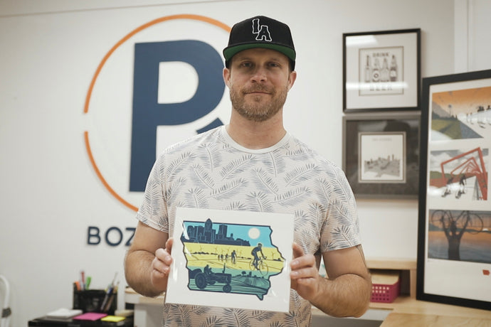 Bozz Prints: A Creative Powerhouse in the Heart of Iowa