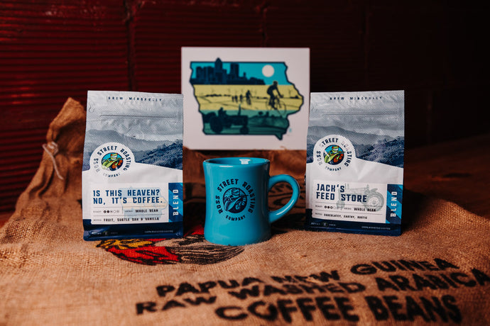 COFFEE SUBSCRIPTION CLUB LOKOLY LAUNCHES IN IOWA