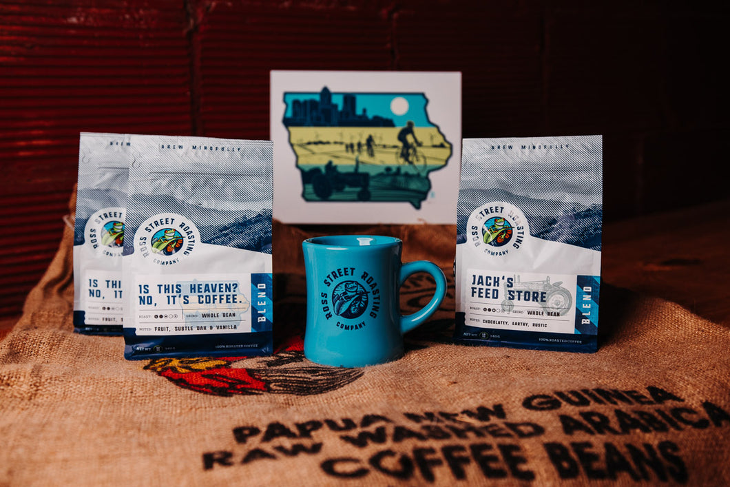 Launch Bonus Box | Coffee Connoisseur
