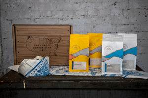 Lokoly Coffee Club Gift Box | One-Time Purchase
