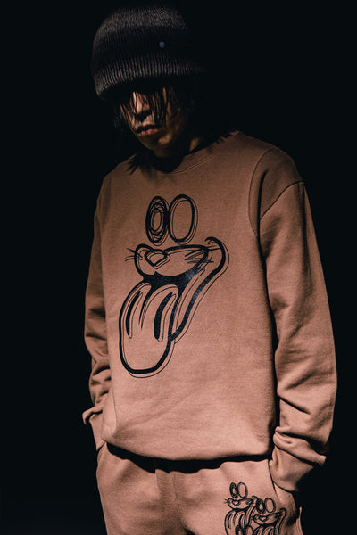 Tongue Sweatshirt