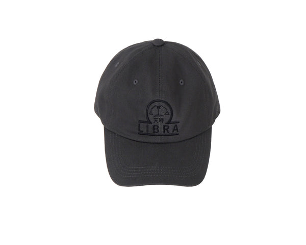 LIBRA BALL CAP (GRAY-BLACK)