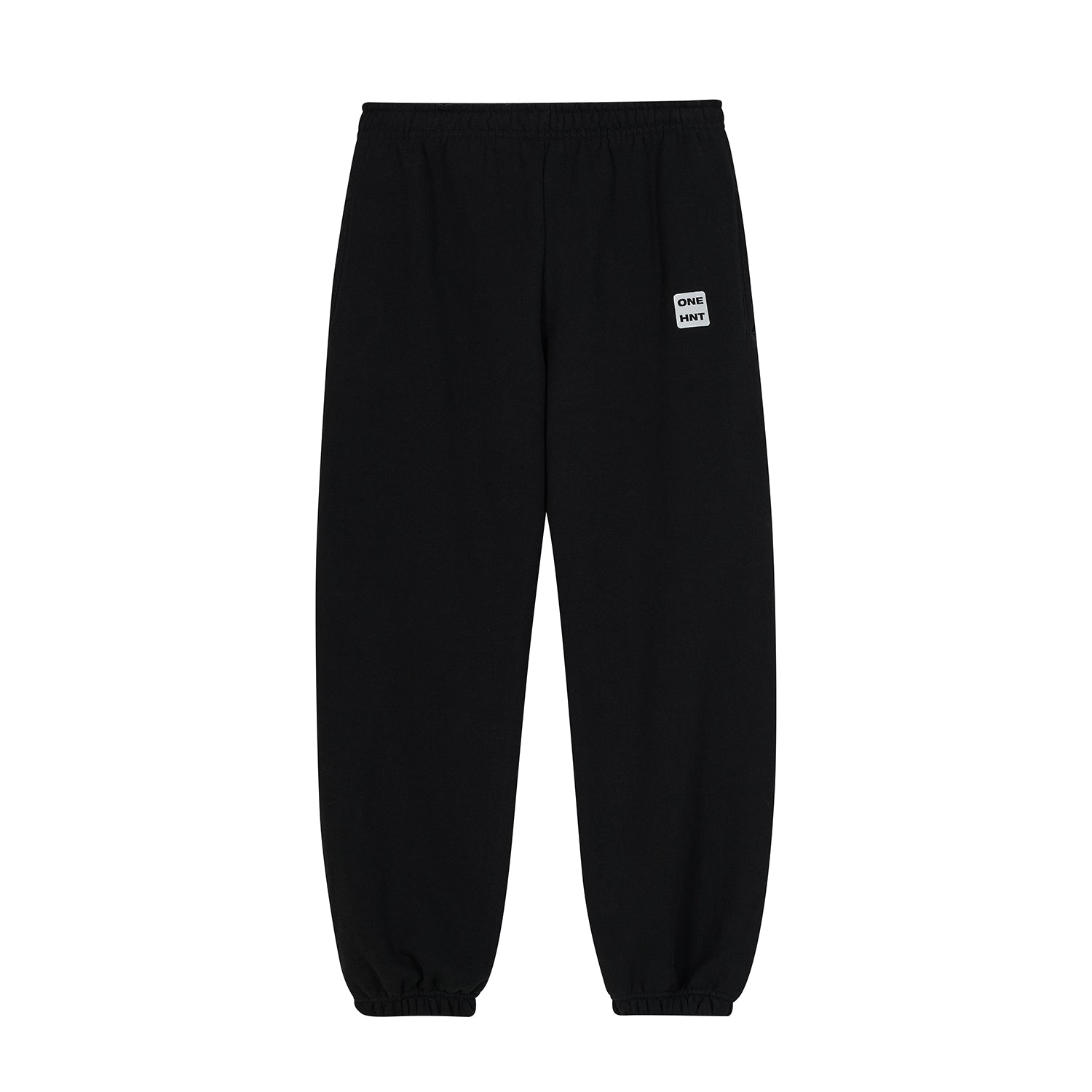 BASIC LOGO SWEATPANTS_BLACK