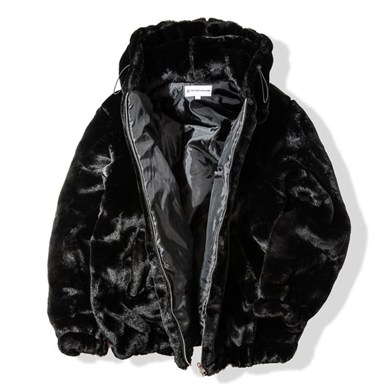 Heavy Fur Jacket