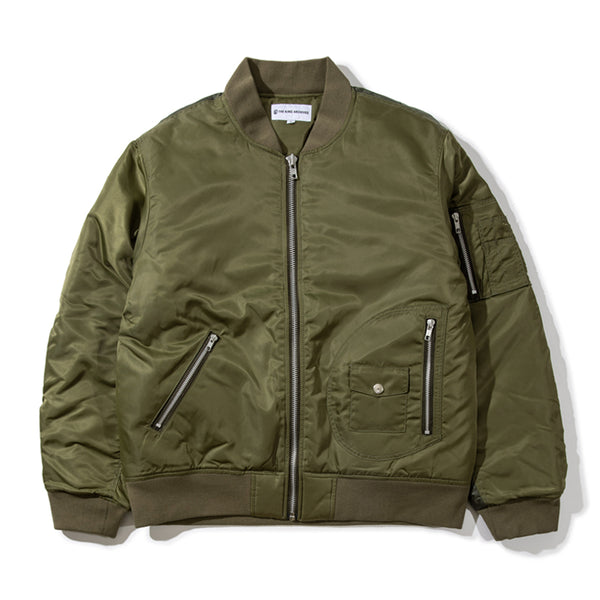 Quilted MA-1 Flight Jacket