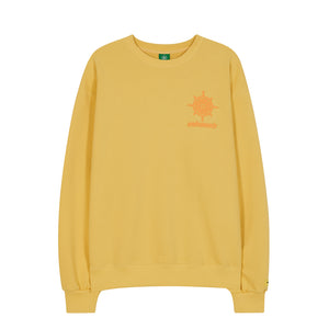 YLANG YLANG LOGO SWEATSHRIT_YELLOW