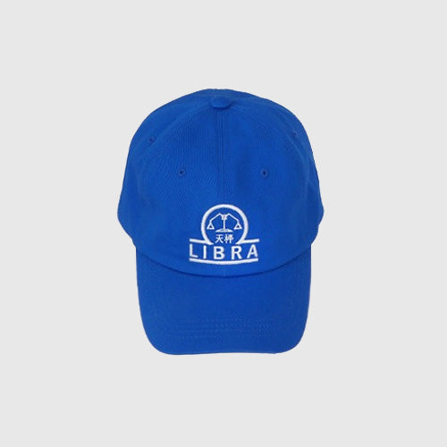 LIBRA BALL CAP (BLUE-WHITE)