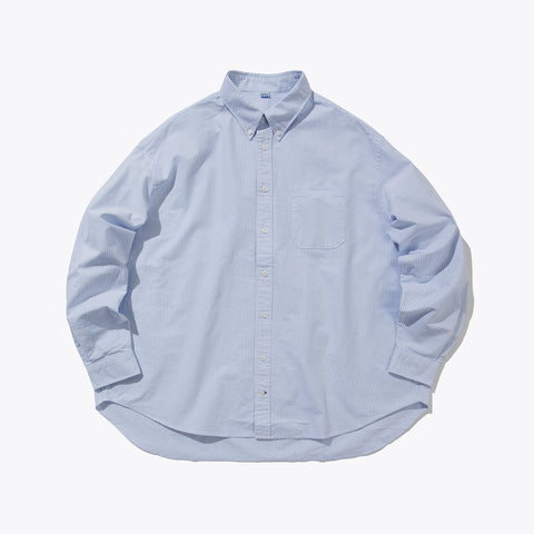 OX STRIPE B/D SHIRT
