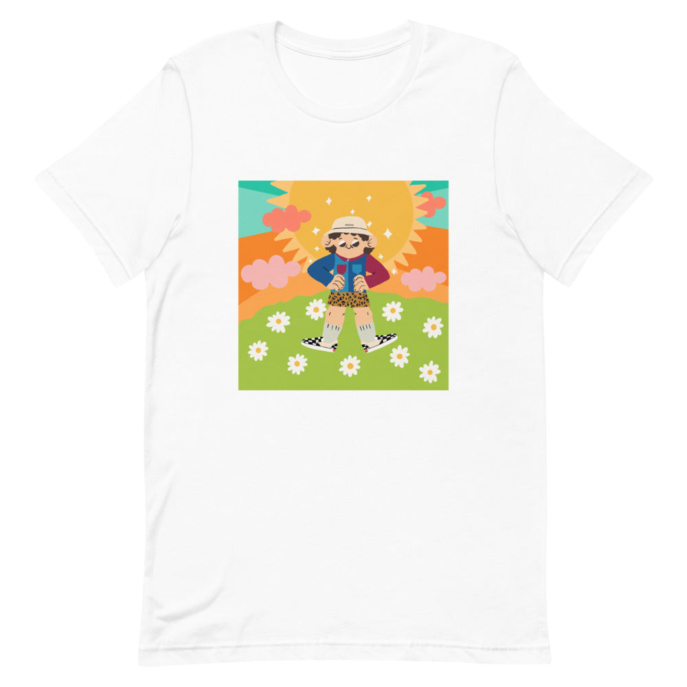 RON GALLO X SHEILA HATTAF CARTOON SHIRT
