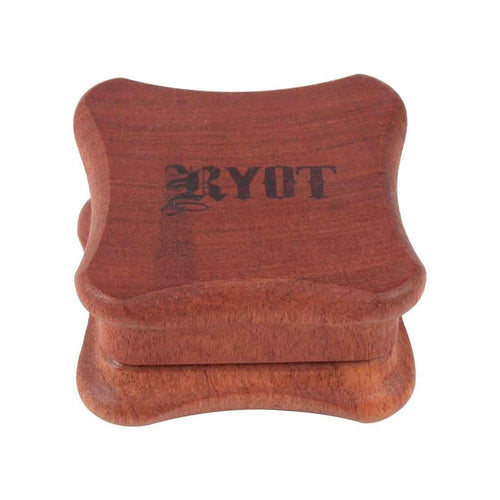 RYOT 1905 Rosewood FLY Grinder - Nevernaire Smoke shop