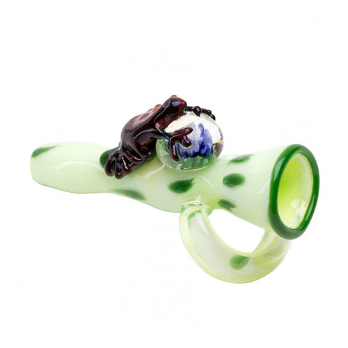 Empire Glassworks - Chillum - Fred the Frog - Nevernaire Smoke shop