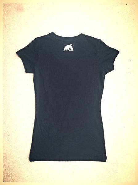 Little Black Party V Tee