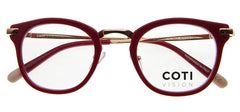 Merano Reading Glasses Cherry