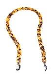 JOEN Glasses Chain Tortoise