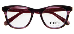 ORTISEI VIOLET READING GLASSES