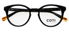 VARESE BLACK READING GLASSES