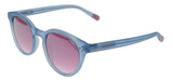 Varese Sunglasses Matt Light Blue