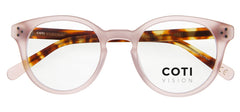 VARESE MATT LIGHT ROSE READING GLASSES