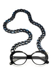 Joen Indigo Marble Glasses Chain
