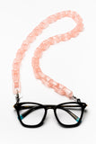 AMORE ITALIA Glasses Chain Dolce Rose Pink