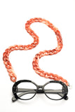 JOEN Glasses Chain Blush Marble