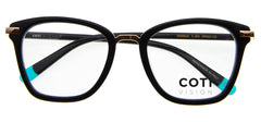 Gubbio Reading Glasses Black