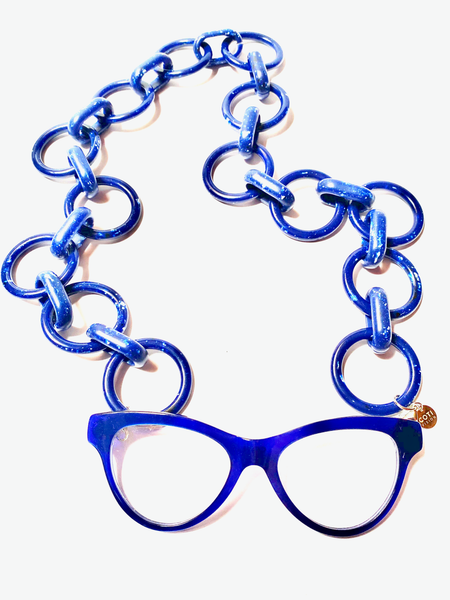 GODDESS Necklace Reading Glasses