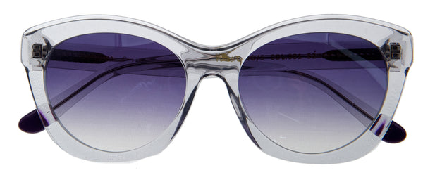 Positano Crystal Grey Sunglasses