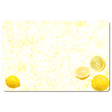 Lemon Fresh Blotter, Desk Mat